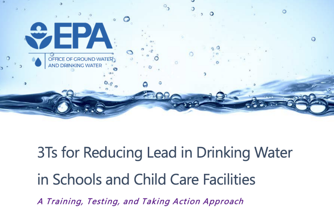 EPA Shares Toolkit to Help Reduce Children's Exposure to Lead