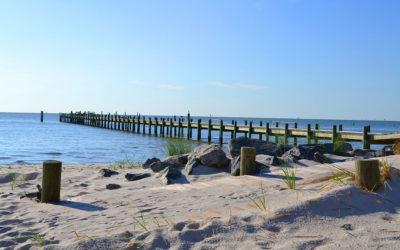Chesapeake Beach Tests for PFAS in Bayfront Park
